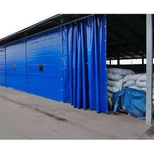 Завеса 4 х 6 м из пвх ( утепленная )